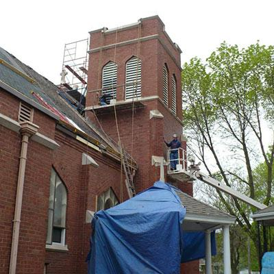 Brick Staining And Waterproofing Services In North Carolina